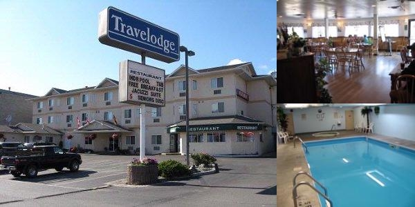 Travelodge Merritt photo collage