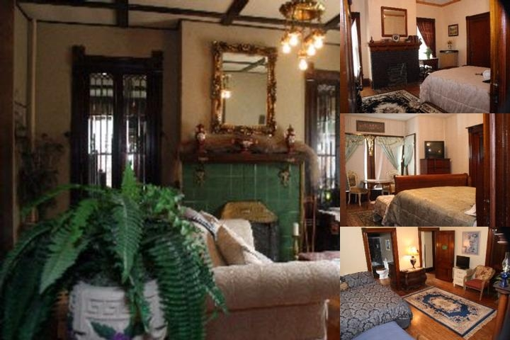 Levine House Bed & Breakfast photo collage