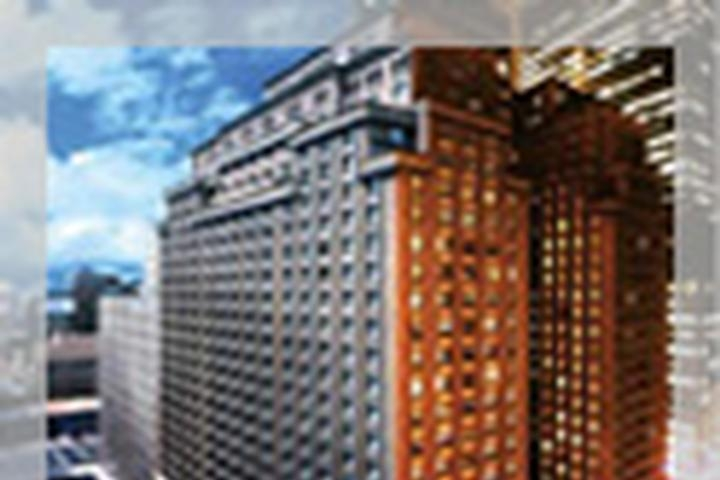 Park Central New York Hotel photo collage