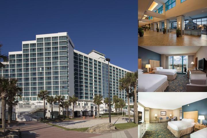 Hilton Daytona Beach Oceanfront Resort Fl 100 North Atlantic 32118