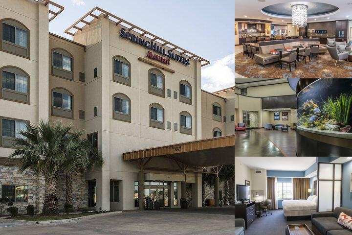 Springhill Suites by Marriott Waco Woodway photo collage