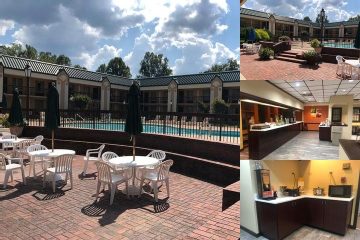 Quality Inn Morganton photo collage