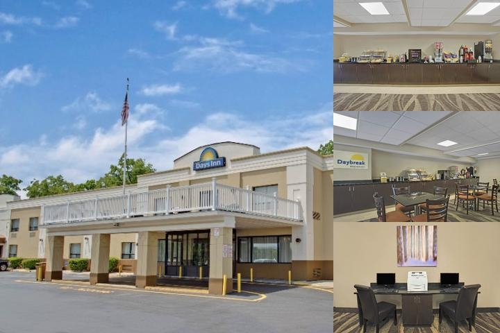 Days Inn Newburgh photo collage