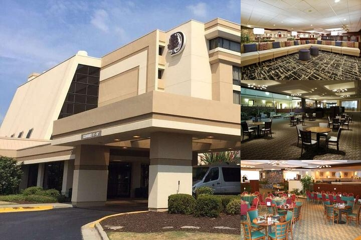 Doubletree by Hilton Augusta photo collage