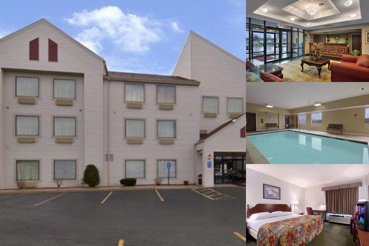 Red Roof Inn Springfield Oh Photo Collage