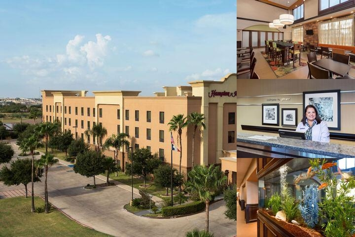 Hampton Inn & Suites Pharr photo collage