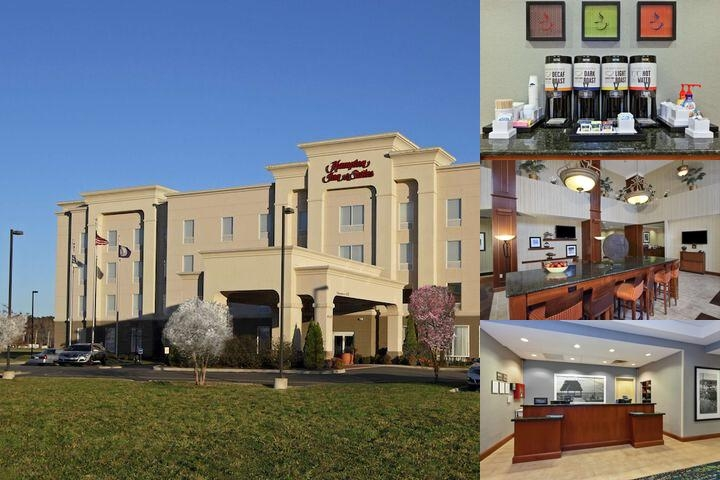 Hampton Inn & Suites Exmore / Eastern Shore photo collage