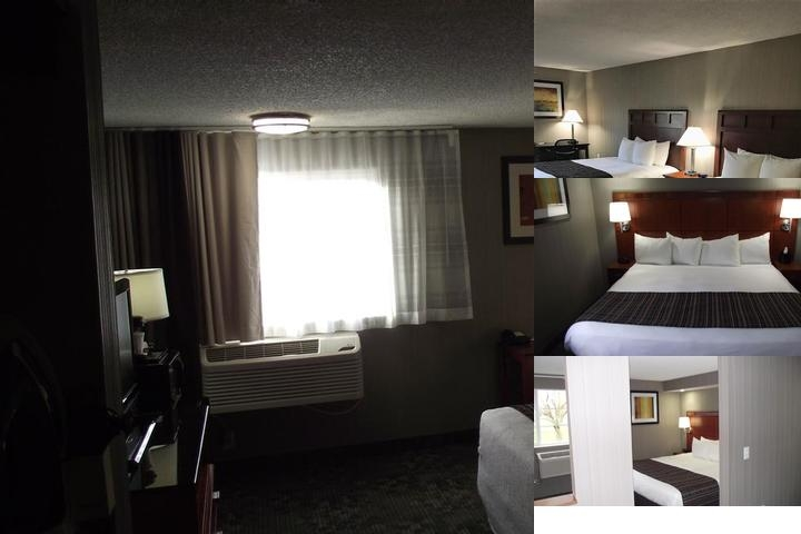 Days Inn Portland photo collage