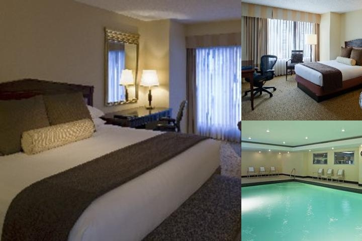 Grand Hyatt Washington photo collage
