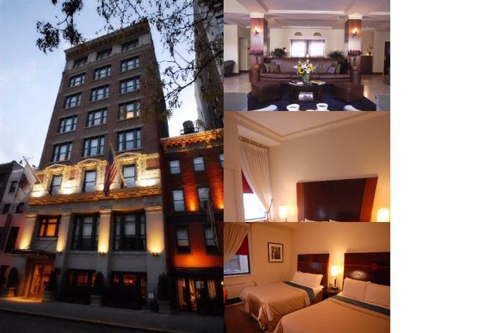 Park South Hotel photo collage