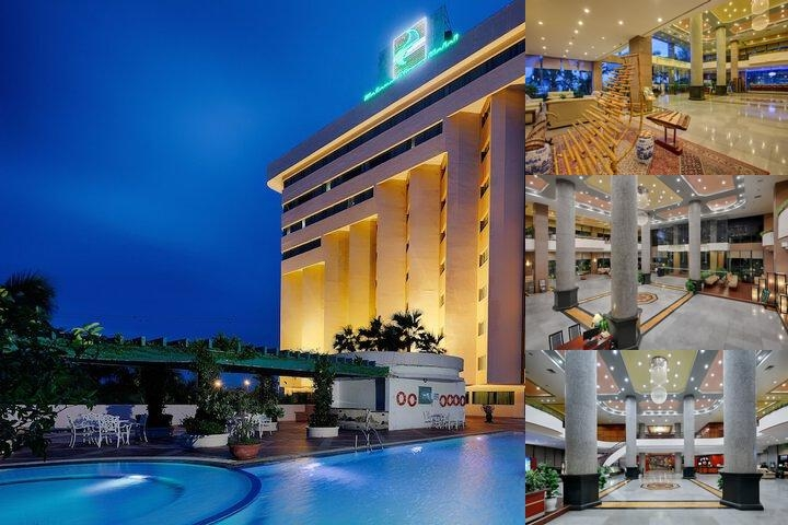 Halong Plaza Hotel photo collage