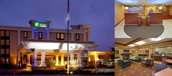 Holiday Inn Express Northwest Indianapolis photo collage
