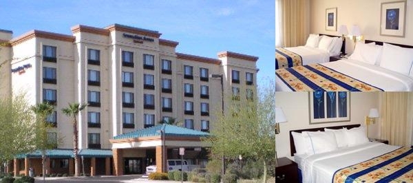 Springhill Suites Marriott Phoenix Tempe Airport photo collage