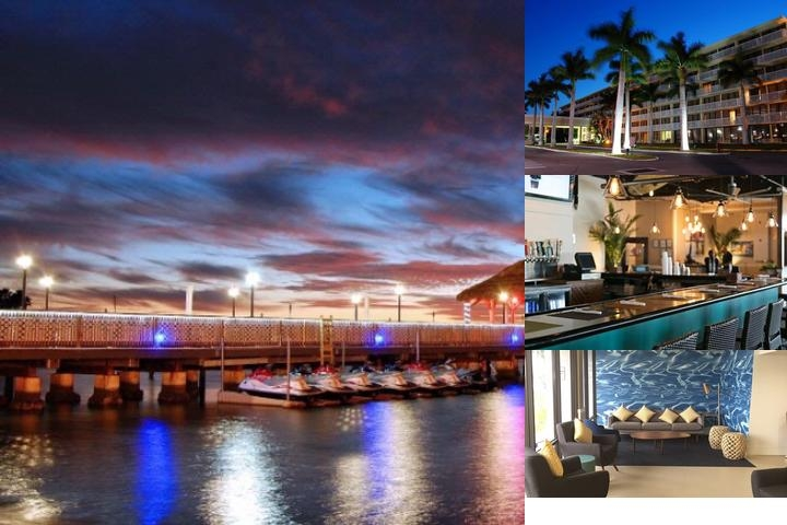Bay Harbor Hotel photo collage