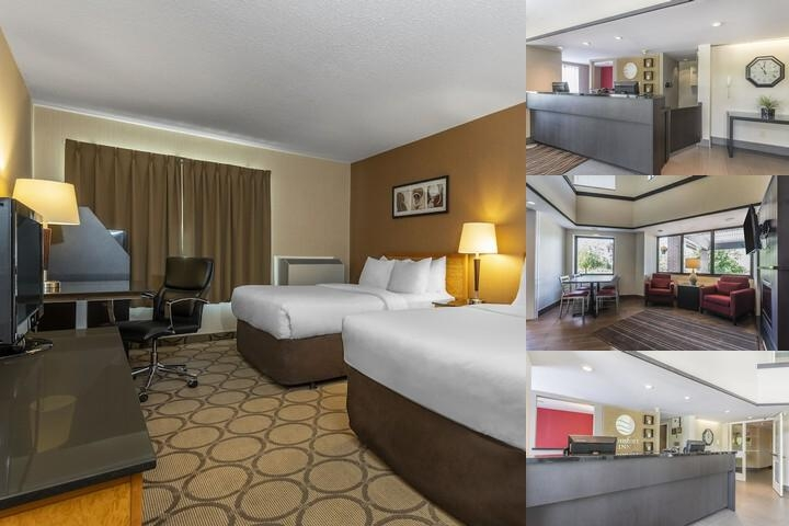 Comfort Inn Cobourg photo collage