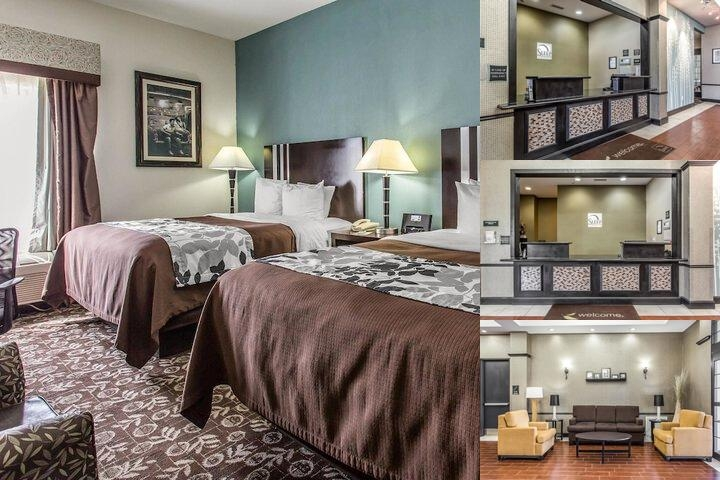 Sleep Inn & Suites Amarillo photo collage