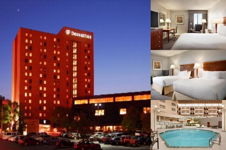 Doubletree by Hilton Minneapolis Park Place photo collage