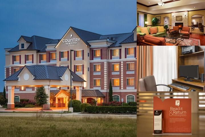 Country Inn & Suites College Station photo collage