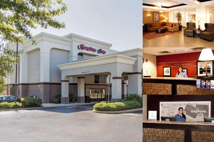 Hampton Inn East Windsor photo collage