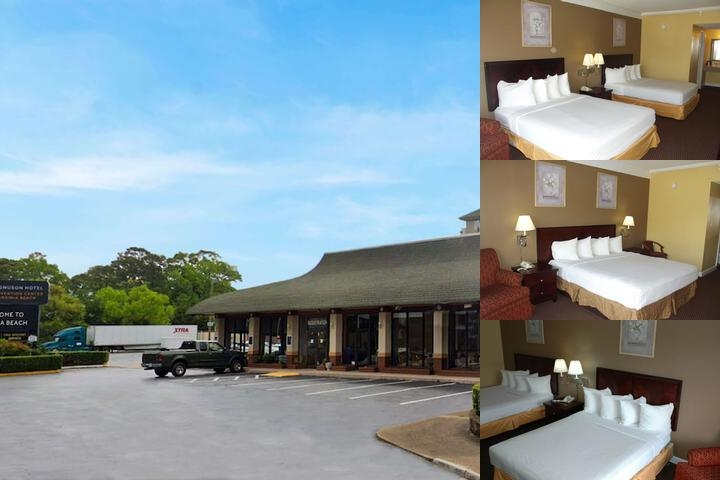 Ambassadors Inn & Suites photo collage