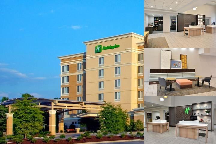 Holiday Inn Rdu photo collage