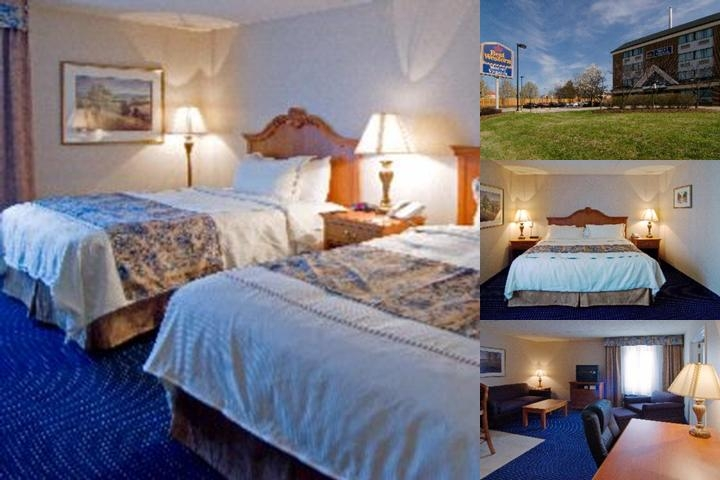 Best Western Mount Vernon photo collage