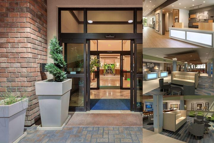 Holiday Inn Express & Suites of Atascadero photo collage
