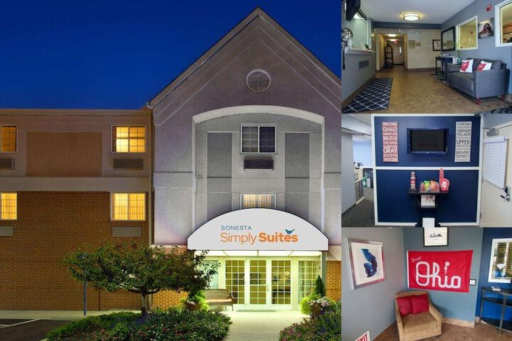 Candlewood Suites Columbus Airport photo collage