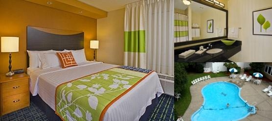 Fairfield Inn Boston / Dedham photo collage