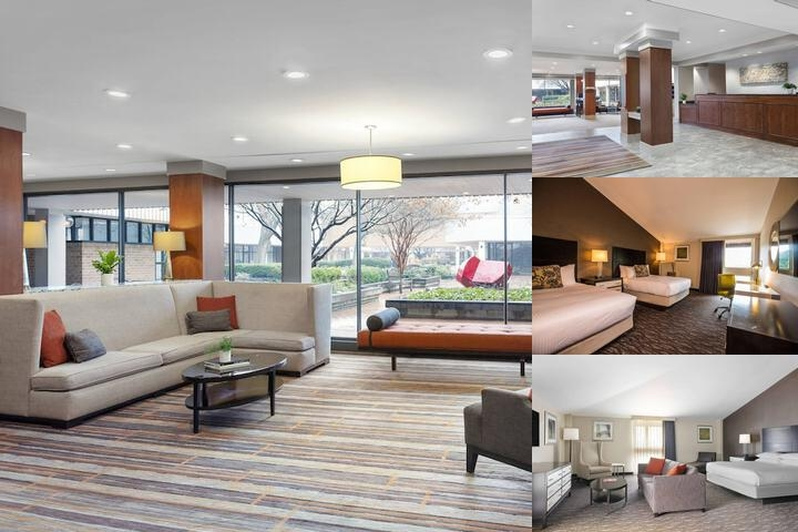Radisson Hotel at Cross Keys photo collage