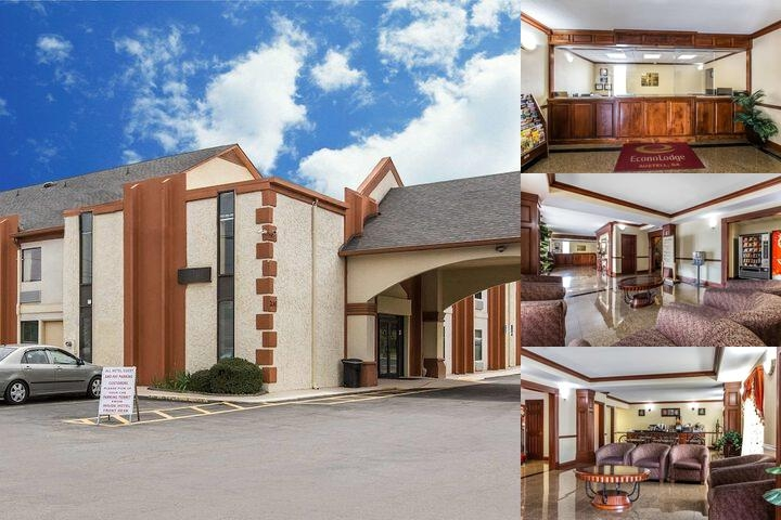 Econo Lodge at Six Flags photo collage