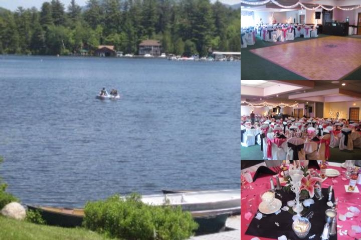 Quality Inn on Lake Placid photo collage