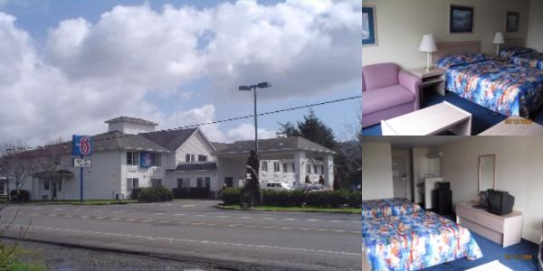 Motel 6 Seaside #4062 photo collage
