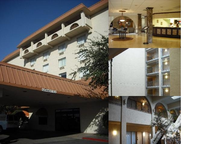 Radisson Hotel Downtown Lubbock photo collage