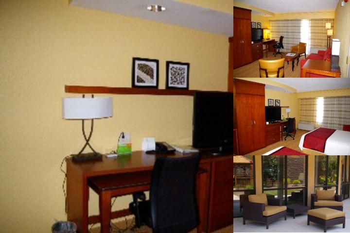 Courtyard by Marriott Danville photo collage