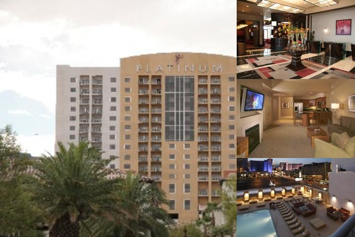 Platinum Hotel photo collage