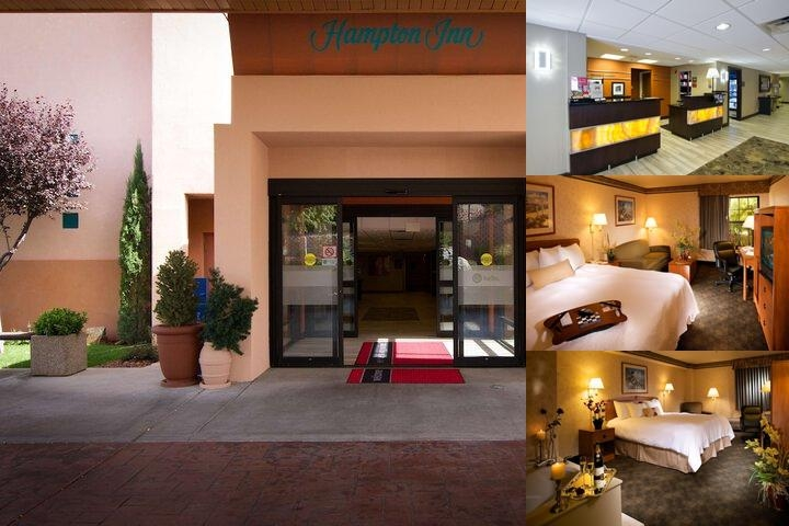 Hampton Inn Prescott photo collage