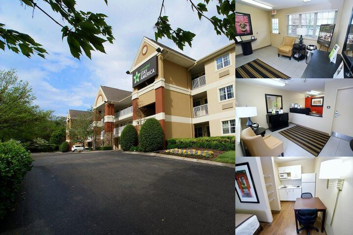 Extended Stay America Nashville Brentwood South photo collage