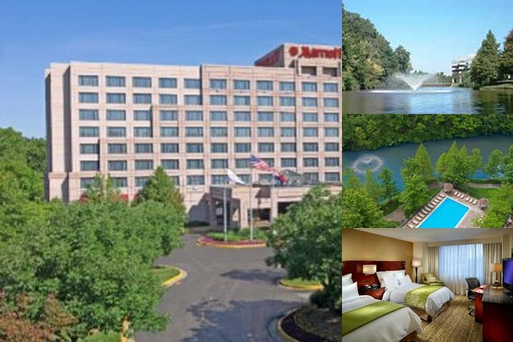 St. Louis Marriott West photo collage