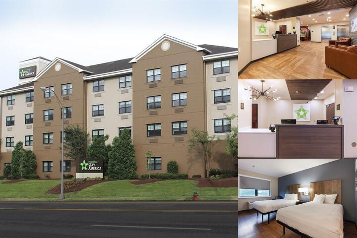 Extended Stay America Nashville Vanderbilt photo collage