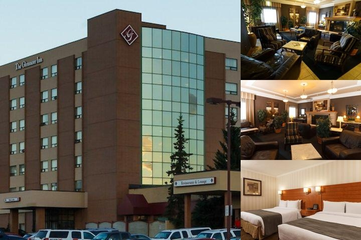 The Glenmore Inn & Convention Centre photo collage