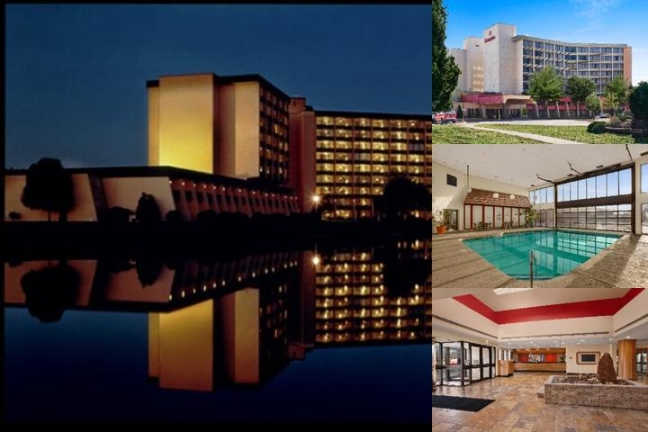 Ramada Kansas City Hotel & Conference Center photo collage