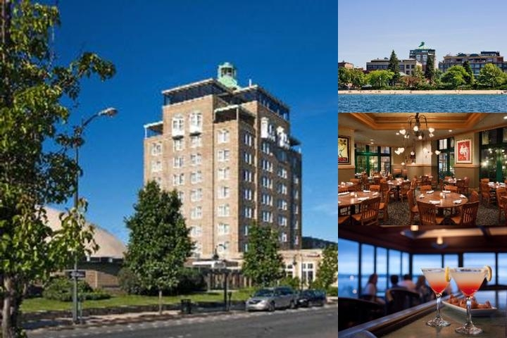 Park Place Hotel photo collage
