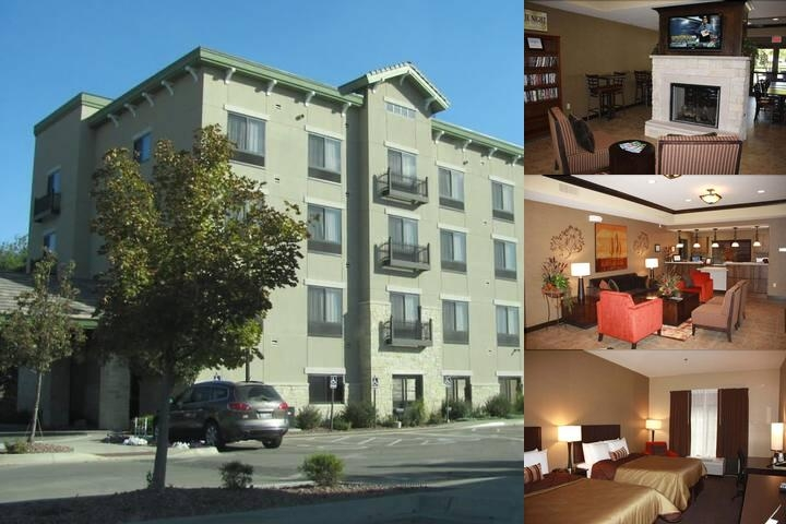 Parkwood Inn & Suites photo collage
