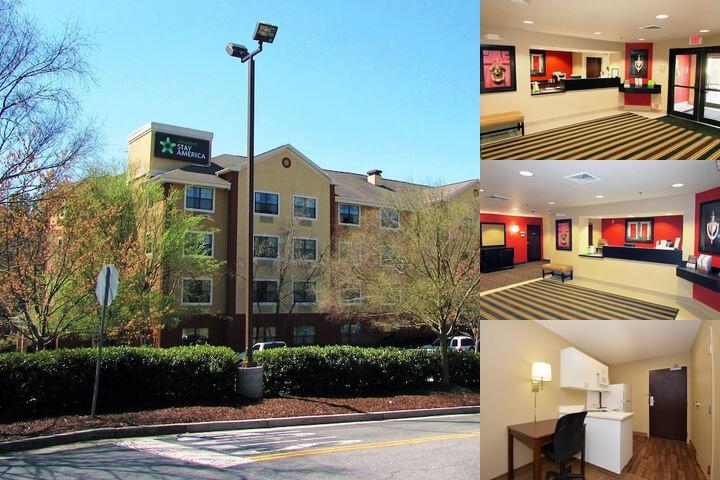 Extended Stay America Atlanta Perimeter photo collage