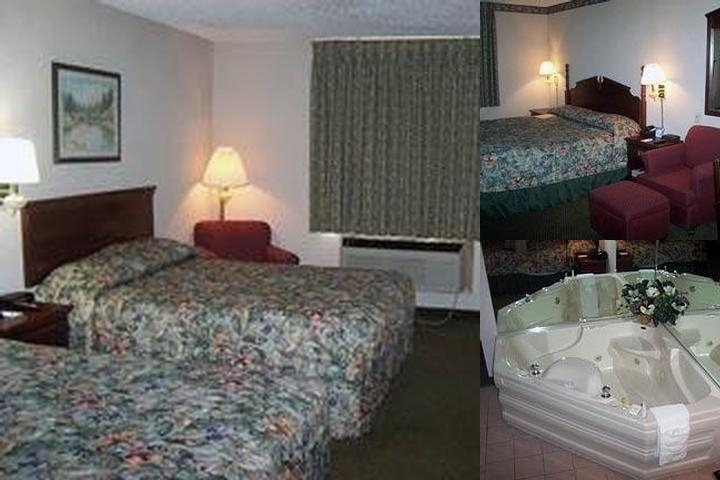 Rodeway Inn & Suites Airport Tulsa photo collage