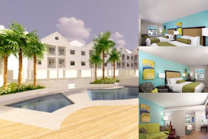 Silver Palms Inn photo collage