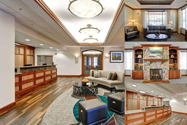 Homewood Suites by Hilton Oklahoma City West photo collage