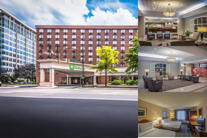 Holiday Inn Arlington at Ballston photo collage