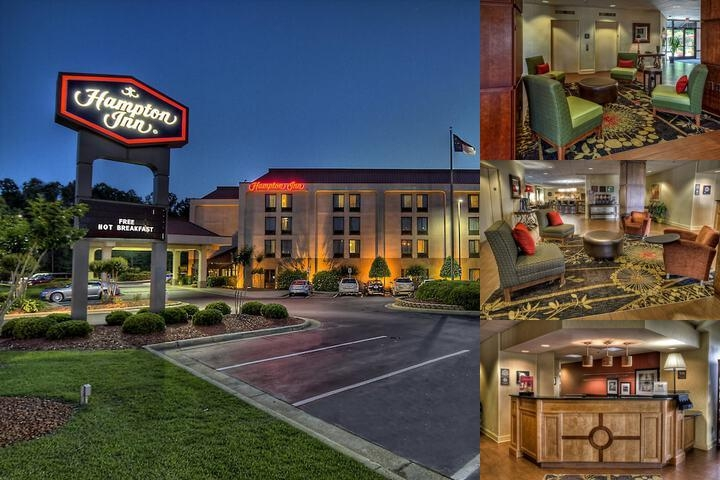 Hampton Inn Rocky Mount photo collage